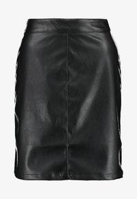 PENCIL SKIRT - Spódnica ołówkowa  - black