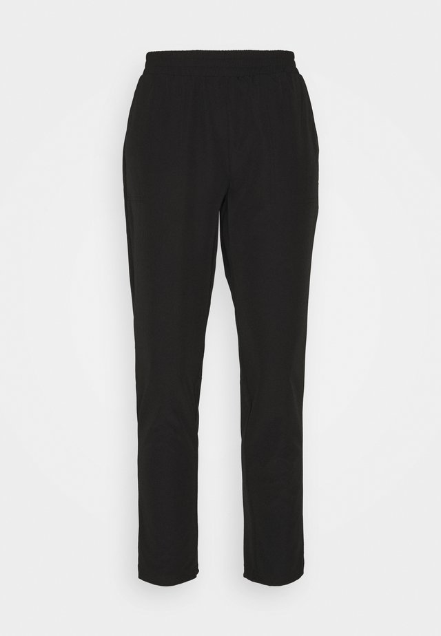 EARLY - Pantaloni - black
