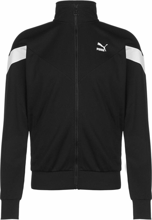 ICONIC MCS SUMMERIZED - Training jacket - black