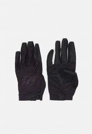 WOMENS AURA GLOVE - Handschoenen - black
