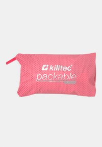 Killtec - LYSE - Outdoor jacket - neon-coral - 2