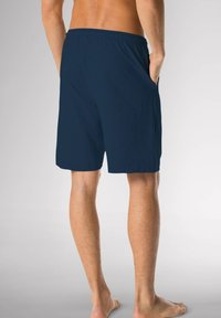 mey - SCHLAFHOSE KURZ - Pyjama bottoms - yacht blue - 1