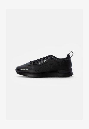 PUMA R78 UNISEX - Sneakers - black-puma black