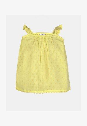 VIVRE SINGLET - Top - yellow