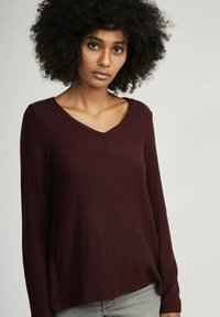 NAF NAF - Long sleeved top - red - 0