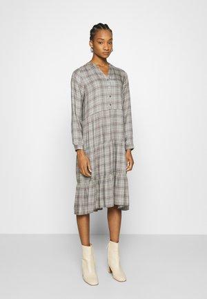 CYRELL LONG DRESS - Day dress - grey