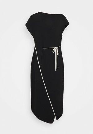 DRAPE ADMIRAL - Denní šaty - black