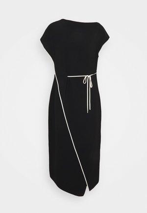 DRAPE ADMIRAL - Day dress - black