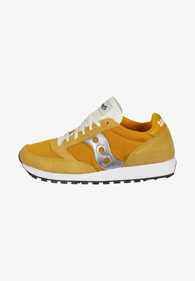 JAZZ ORIGINAL VINTAGE - Sneakers basse - yellow wht sil