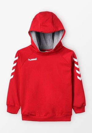 HMLGO  - Hoodie - true red
