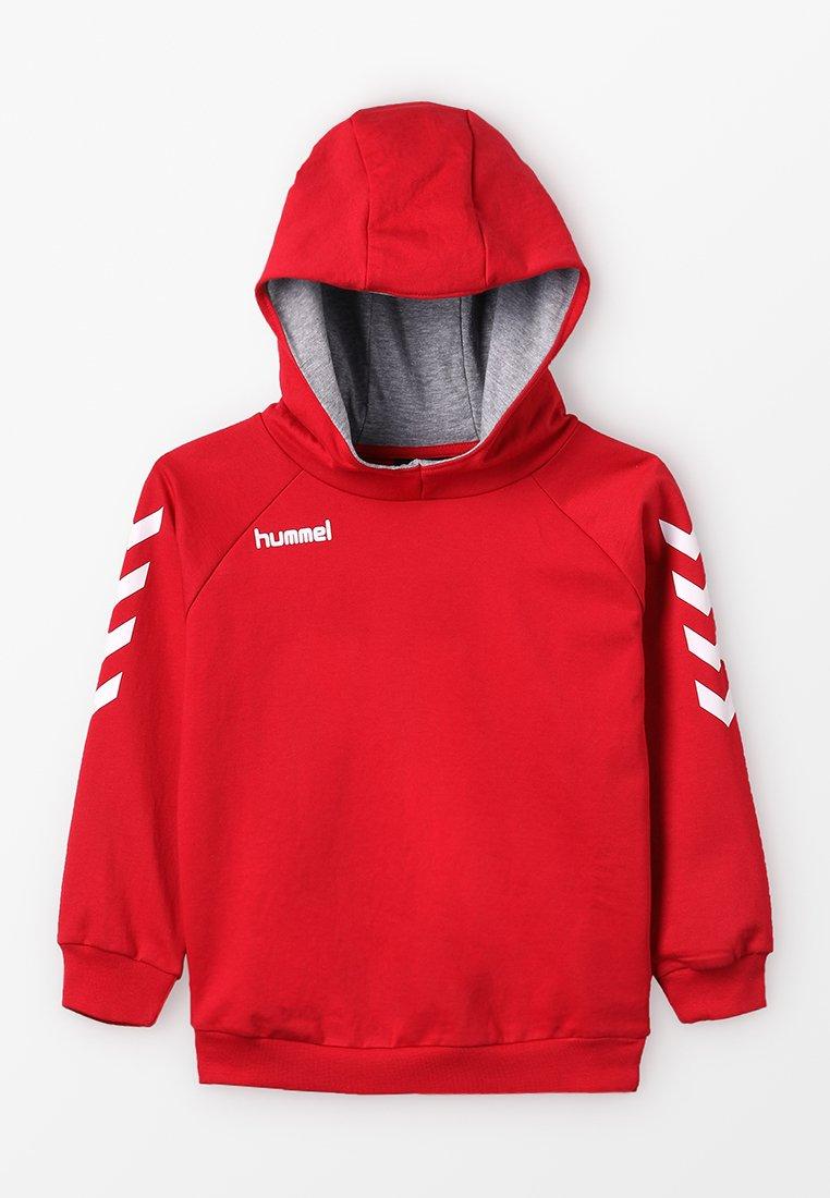 Hummel - HMLGO  - Hoodie - true red