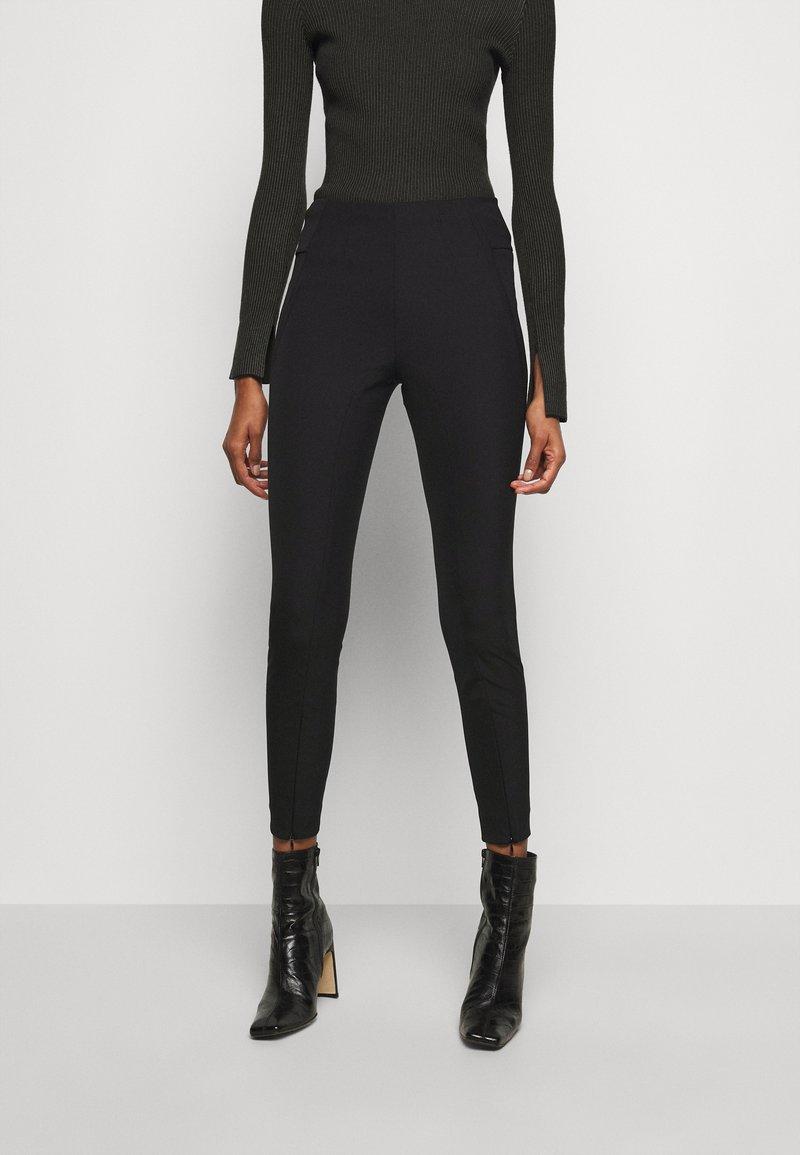 By Malene Birger - ADANIS - Trousers - black