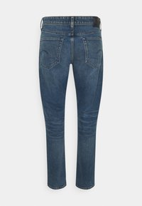 G-Star - STRAIGHT TAPERED - Jeans Straight Leg - elto pure stretch denim - faded cascade - 1