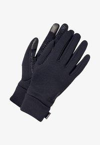TOUCH - Gloves - schwarz