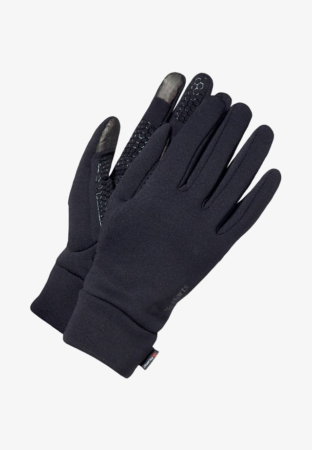 TOUCH - Gloves - schwarz