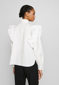 Sister Jane - MARY'S REIGN RUFFLE - Button-down blouse - ivory - 3