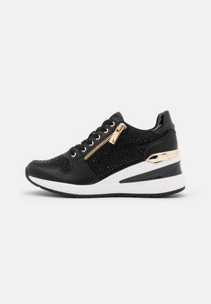 ADWIWIA - Sneakersy niskie - black