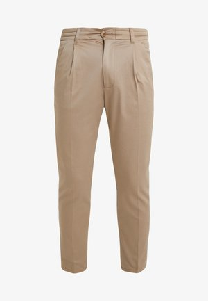 CHASY - Trousers - beige