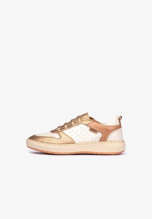 Trainers - champagne