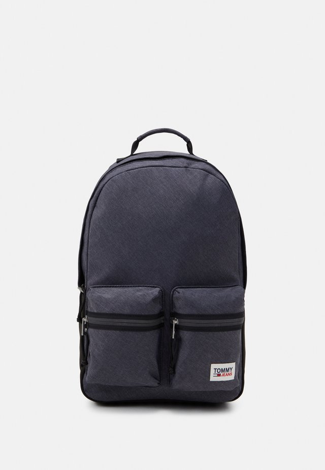 COLLEGE TECH BACKPACK CHAM - Reppu - black