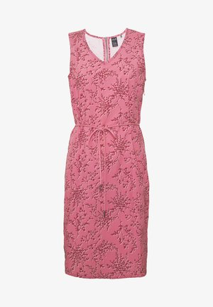 TIOGA ROAD PRINT DRESS - Jurken - rose quartz