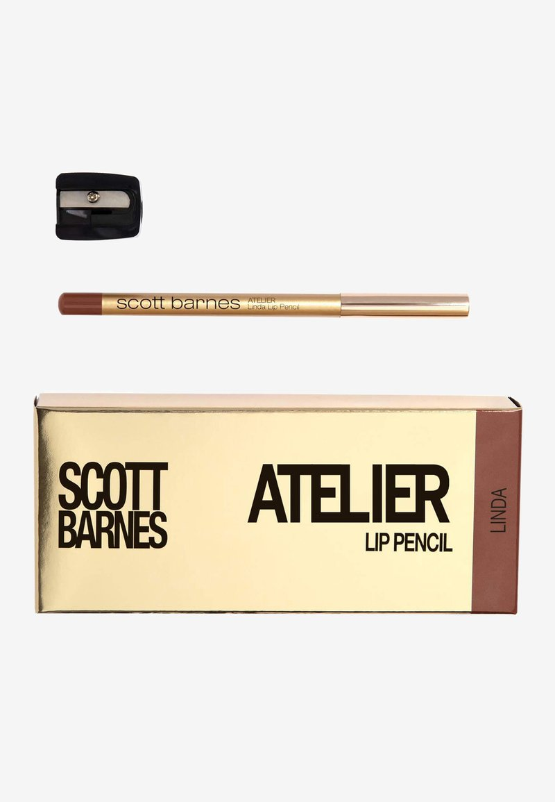 scott barnes - GLAMAZON LIP LINER - Lip liner - linda