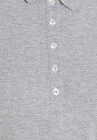 Tommy Hilfiger - SLIM - Polo - light grey heather - 5