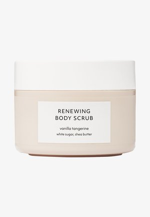 VANILLA TANGERINE RENEWING BODY SCRUB - Peeling do ciała - -