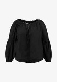 Cotton On Curve - BREANNE - Blouse - black - 4