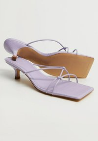 Mango - SIMILAR - Sandals - lila - 3