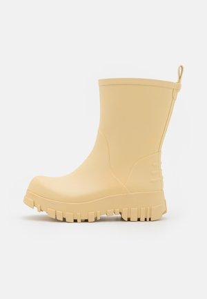 SOGNSVANN LOW BOOTS - Wellies - light yellow
