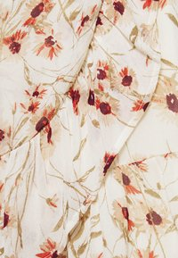 Esqualo - SKIRT DOUBLE LAYER BIG FLOWER - Minirok - multi-coloured - 2