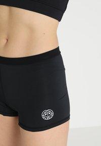 BIDI BADU - KIERA TECH - Pantalón corto de deporte - black - 3