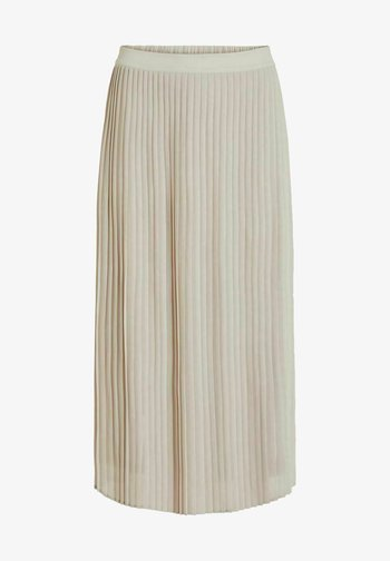 A-line skirt - dove