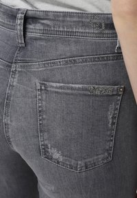 Cambio - Slim fit jeans - silber - 5