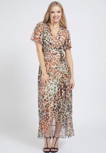 Maxi dress - animalier