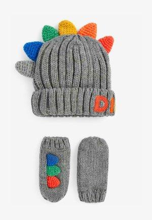 SET  - Gloves - light grey