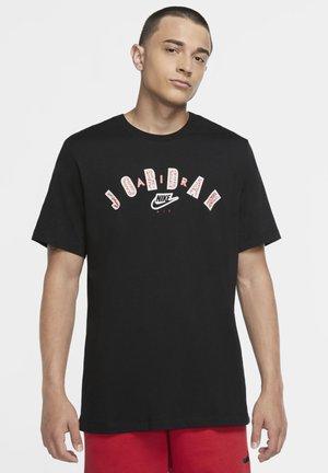 LEGACY - Print T-shirt - black