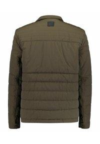 BOSS - OFAST - Winter jacket - oliv - 3