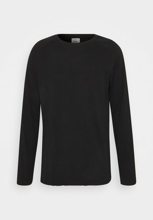 MICHAEL TEE - Long sleeved top - black