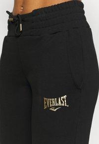 Everlast - IRVINE - Joggebukse - black - 4