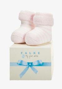 Falke - Socks - powder rose - 0