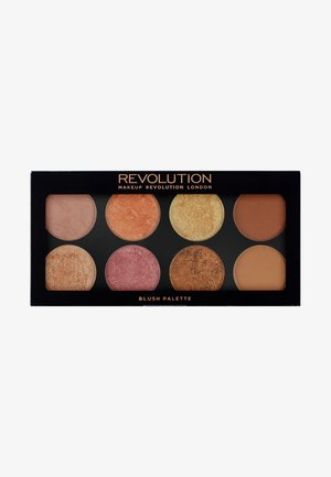 GOLDEN SUGAR 2 ROSE GOLD PALETTE - Face palette - rose gold
