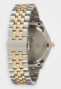 Versace Watches - HELLENYIUM - Zegarek - blue/silver- coloured - 1