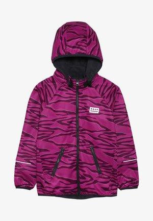 SIMONE  - Skijakke - dark pink