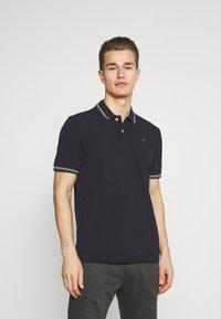 Bugatti - Polo shirt - black - 0
