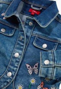 s.Oliver - Denim jacket - blue - 2