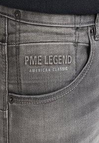 PME Legend - NIGHTFLIGHT - Slim fit jeans - touch down grey - 4