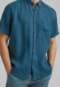 Esprit - Shirt - teal blue - 3