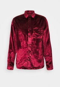 Topman - OXBLOOD - Formal shirt - red - 3